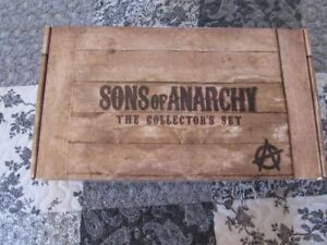 Sons of Anarchy Collector's set