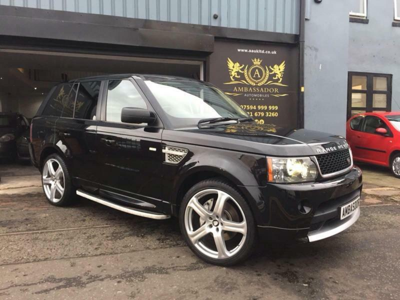 land rover range rover sport 2 7td v6 auto hse 2012 autobiography conversion in moseley west. Black Bedroom Furniture Sets. Home Design Ideas