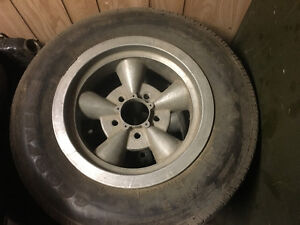1970 Keystone 5 spoke rims
