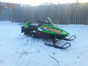 mint zr580 trade for dirtbike