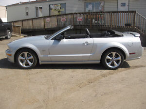 2006 Ford Mustang GT CONVERTIBLE MANUAL