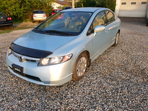 2008 Honda civic Hybrid certified and etested