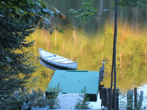 Log cottage/home on beautiful lake 30 minutes to Mont Tremblant West Island Greater Montréal image 4