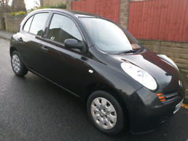 2005(05)NISSAN MICRA 1.2*PETROL*80K*SH*MOT APRIL*2021*ONLY1 OWNER***