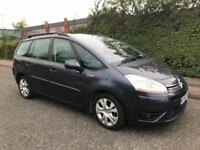 ***CITREON C4 PICASSO 1.6 HDI VTR+ 7 SEATER•AUTOMATIC•IDEAL FAMILY CAR***