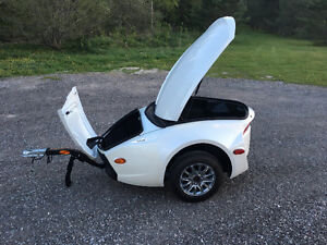 2013 CAN AM ROADSTER RT 622-TRAILER