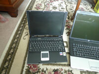"""Toshiba 14.1"""" Laptop PA3362U-1MPC with ram For Parts"""