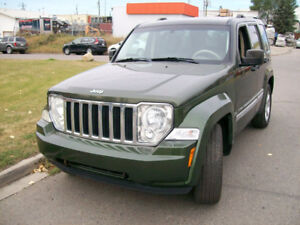 2008 Jeep Liberty 3 MONTHS WARRANTY SUV, Crossover