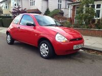 FORD KA 1.3 . LOVLY car and cheap insurence . Really economical.
