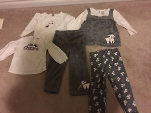 Adorable good condition 18-24 month Gymboree outfit