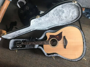 Yamaha A1R Dreadnought Acoustic Electric Guitar