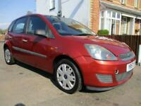 2007 Ford Fiesta 1.25 Style Climate 5dr Hatchback Petrol Manual