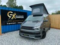 Luxury Volkswagen transporter T6 Campervan New Conversion Grey