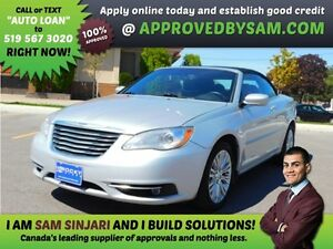 200 CONVERTIBLE - HIGH RISK LOANS - APPROVEDBYSAM.COM