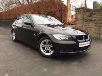 2008 08 BMW 3 SERIES 2.0 320D SE 4D 174 BHP DIESEL