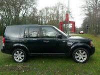 Land Rover Discovery 4 3.0TDV6 ( 242bhp ) 4X4 Auto 2009/59 XS Sat nav