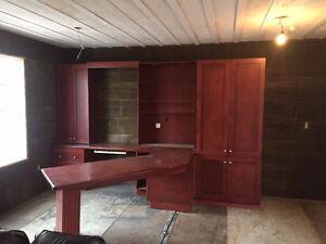 Office - Desks / File Cabinets / Shelves