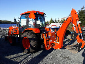 Kioti NX 5010 Tractor for sale or trade