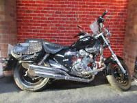 KEEWAY SUPERLIGHT STD 125cc