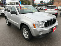 2006 Jeep Grand Cherokee LIMITED 5.7L HEMI TRAIL RATED...MINT City of Toronto Toronto (GTA) Preview