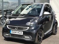 2014 Smart Fortwo 1.0 Grandstyle Cabriolet Softouch 2dr