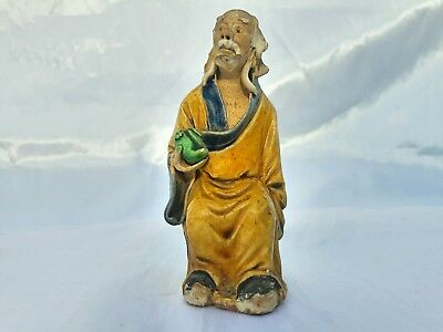 Rare Vintage Mudman Late 19th Century 1800's Signed 3.4""