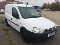 Vauxhall Combo 1.7 Diesel Manual Van