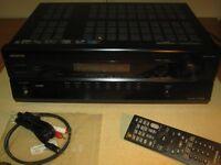 Onkyo TX-SR308 3D Dolby 1080p 5. 1 home cinema receiver Amplifier