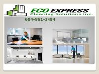 Vancouver /North vancouver OfficeCleaning Services