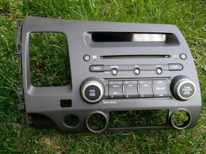 Honda civic 2008 stock radio