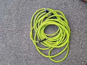 53 foot 3/8 inch 300psi flexilla air hose with glad hand end