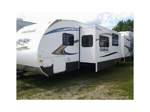 CAVENDISH CAMPER RENTAL - site fee included in price!!!