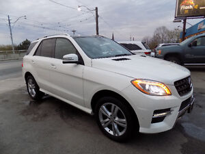 2013 Mercedes-Benz ML350 BlueTEC 4MATIC-AMG SPORT PACKAGE-LOW Ks