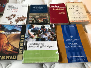 College and University Books