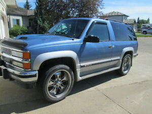 1994 Full Size Chevy Blazer