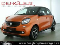 Smart FORFOUR 66KW LEDER*PANORAMA*LED*PTS*SHZ PRIME