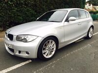 BMW 1 SERIES 2.0 118i M Sport Hatchback 5dr Petrol Manual Swap P.x Welcome