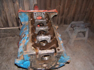 Ford 390 Engine Block