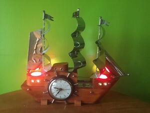 Vintage United ship clock