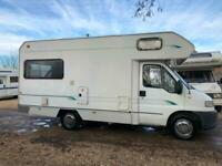 PEUGEOT BOXER WE BUY MOTORHOMES ANY CONDITION NON RUNNING FAILED MOT