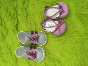 "18"" doll shoes American Girl"