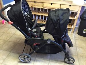 Double stroller - Options LT brand