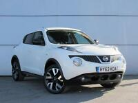 2013 NISSAN JUKE 1.5 dCi N Tec [Start Stop] Sat Nav Bluetooth GBP20 Tax