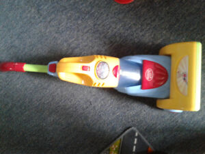 Children's Vacuum Cleaner with Dust Buster