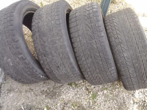 """Used 16"""" winter tires"""