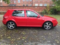 VW GOLF 1.9 TDI GTI EXCLUSIVE 150PD 2002 EXCELLENT