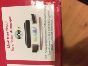 LG wireless streaming blu-ray player Comox / Courtenay / Cumberland Comox Valley Area image 3