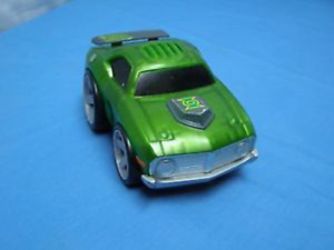 Green Lantern Collectible Car by Mattel