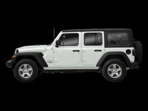 2018 Jeep Wrangler Unlimited Sahara  - Navigation