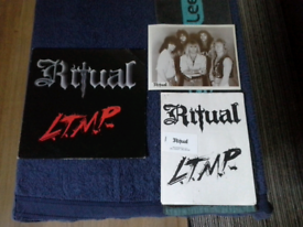 RITUAL..L.T.M.P. LP